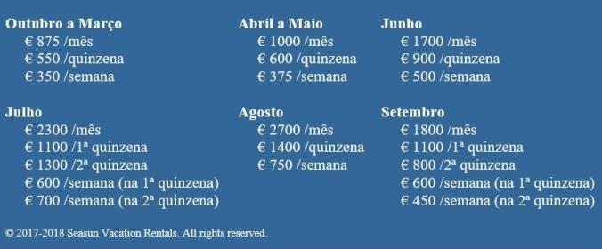 T1 prices 2017-2018 PT
