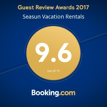 2017 Seasun Booking award