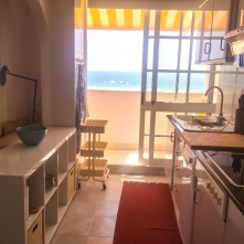T1 Beach Kitchenette vista mar SUL