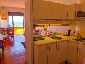 T1 Ocean Kitchenette vista mar Sul