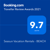Booking Guest Award Beach 2021