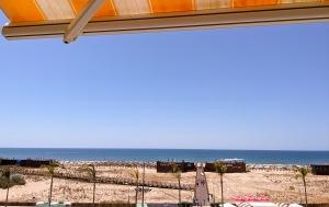 T2 BEACH balcony view