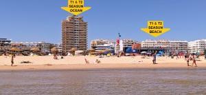 Seasun vacation rental apartments Monte Gordo Algarve Portugal